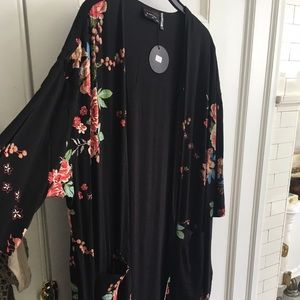 Floral Topper by Dress Forum